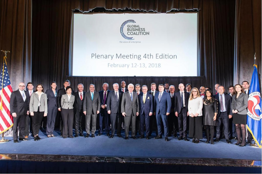 <p>The B20 Coalition, which TÜSİAD had been a founding member of since 2012, decided in November 2016 to continue its operations under the name of the Global Business Coalition (GBC).</p>