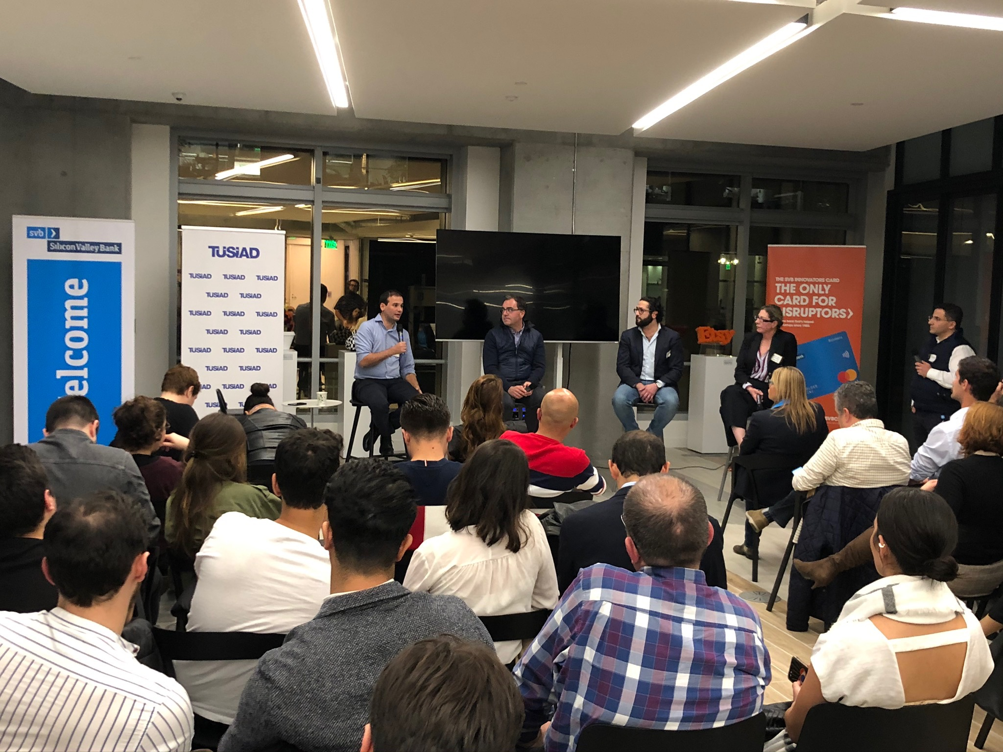 <p>What are the factors a startup should consider when selecting advisors? How do you keep your advisors motivated and engaged?  On November 7, 2019, the TUSIAD Silicon Valley Network organized a panel discussion on how to build an advisory board for startups at Silicon Valley Bank in San Francisco.</p>